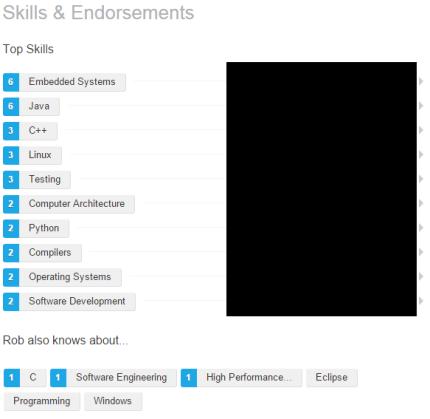 linkedin-skills